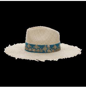 Chapeau Balthazar Turquoise...