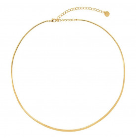 Collier Choker Pure Or BDM...