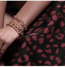 Bracelet Or Naos - Emma &...
