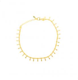 Bracelet Bohème Or -...