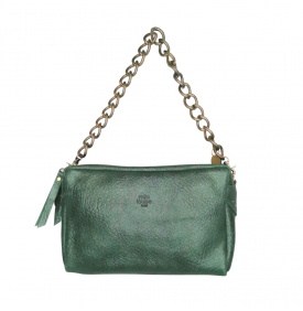 Sac Mama New Glitter Vert - Mila Louise