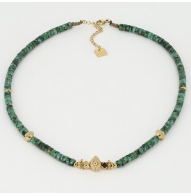 Collier Sierra Turquoise...