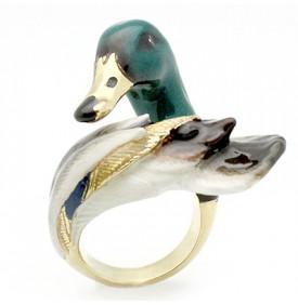 Bague Mallard Duck