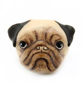 Bague Pug