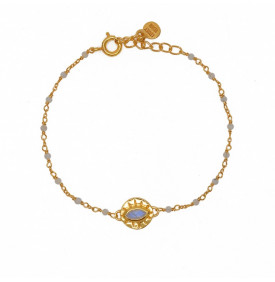 Bracelet Dore Rainbow et...