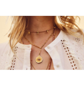 Collier Louise pierre...