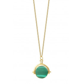 Collier Luck talisman...