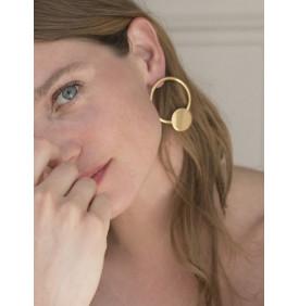 Boucles d'oreilles Alioth 4...