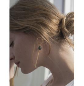 Boucles d'oreilles Louise 4...