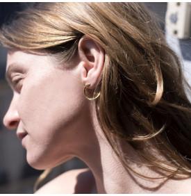 Boucles d'oreilles Solenn 4...