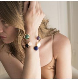 Bracelet Rivoli quartz rose...