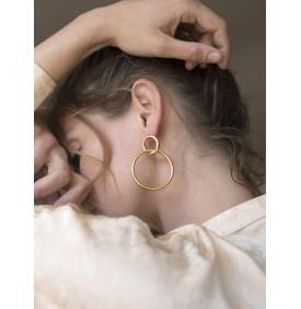Boucles d'oreilles Marlo 4...