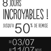 8 jours incroyables !...