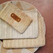 Des pochettes en blé...